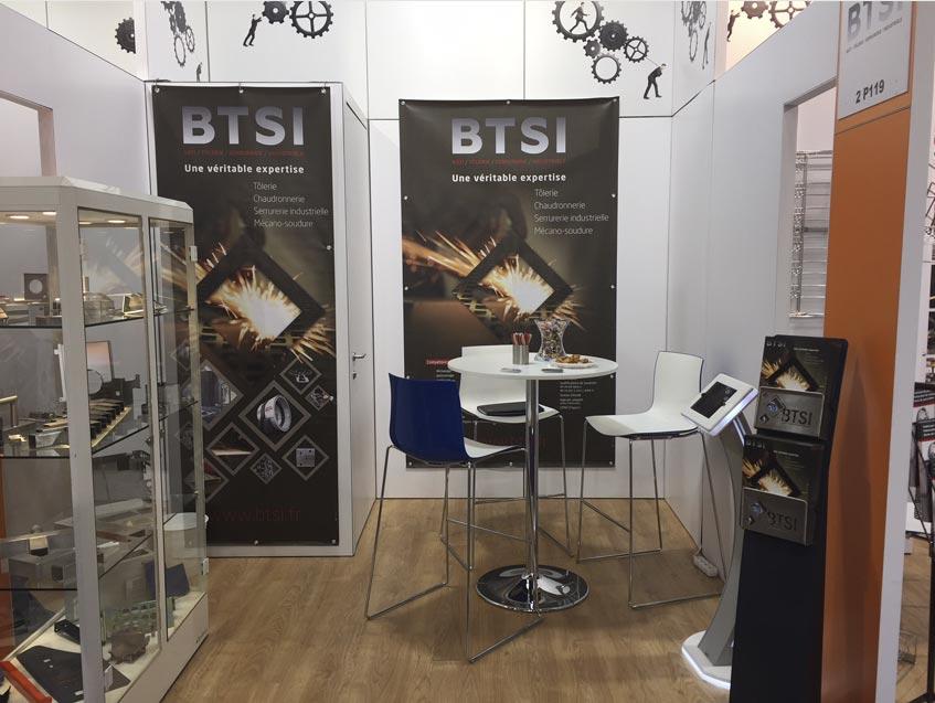 BTSI a participé au MIDEST 2018
