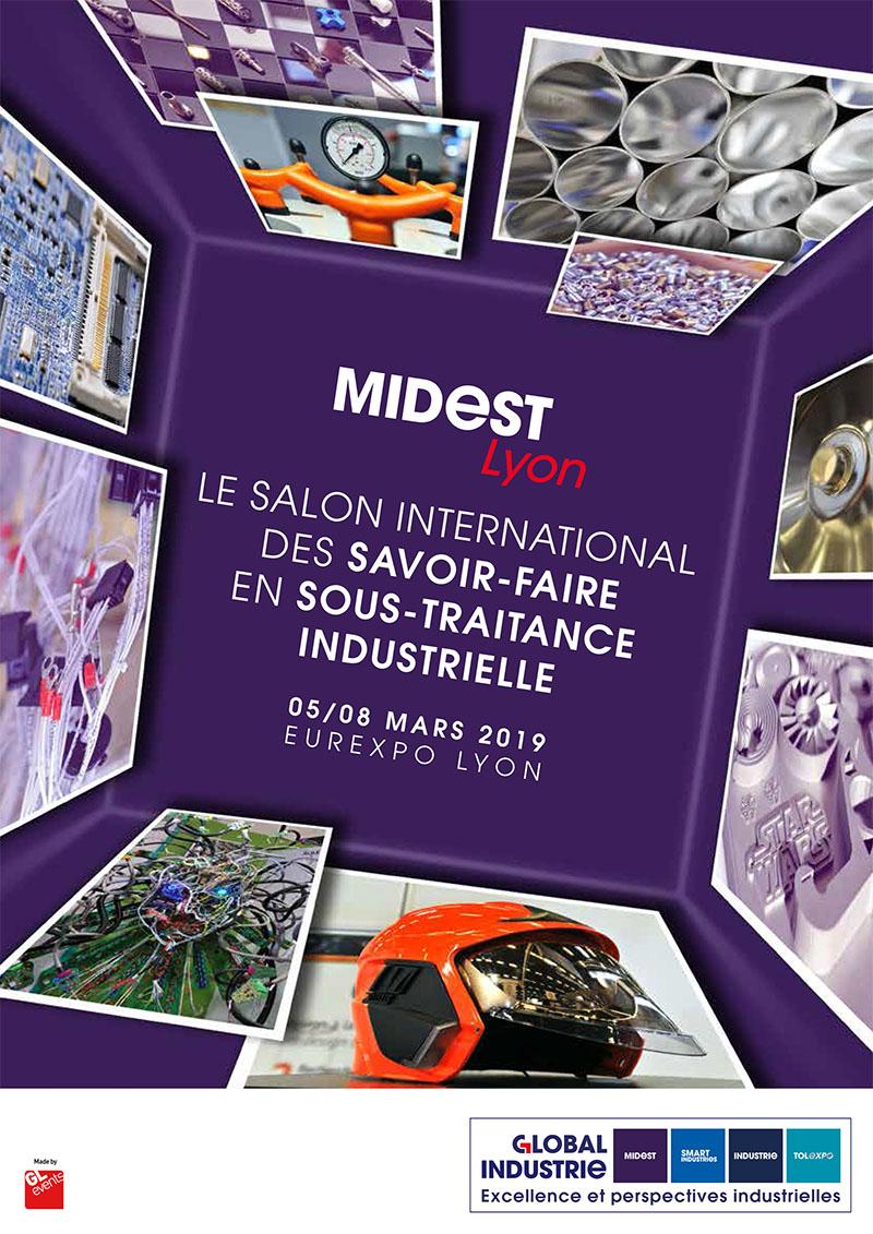 BTSI expose au Midest 2019 à Lyon !